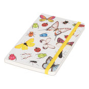 Notebook softcover Insecten