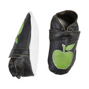 Babyshoe Apple Brown van Celavi