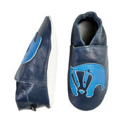 Babyshoe Badger van