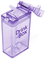Drink in the Box paars van Drink in the Box