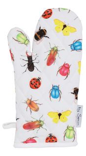 Ovenwant Colourful Insects van by Sorcia