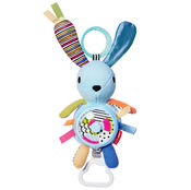 Vibrant Village Activity Bunny Toy blauw van Skip Hop