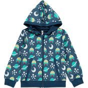 Cardigan Hood Spaceship van Maxomorra