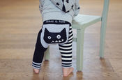 Legging Crazy Cat van Blade & Rose