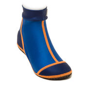 Beachsocks colorblock kobalt navy van Duukies Beachsocks