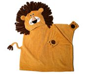 Badcape Leo the Lion van Zoochini