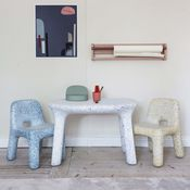 Charlie Chair & Luisa Table van ecoBirdy