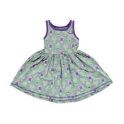 Spin Dress Budgie van Maxomorra