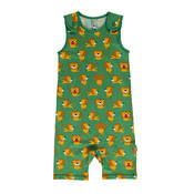 Playsuit Short Lion van Maxomorra