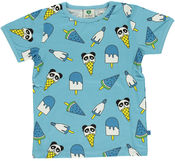 Shirt Panda Ice Cream van Smafolk